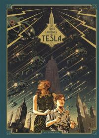 Les trois fantômes de Tesla. Volume 1, Le mystère chtokavien
