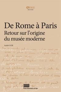 De Rome à Paris