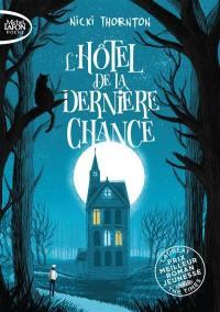 Une enquête magique de Seth Seppi, L'hôtel de la dernière chance