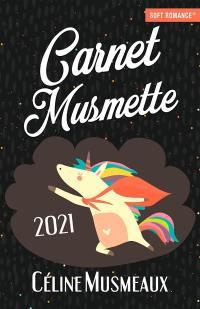 Carnet Musmette 2021