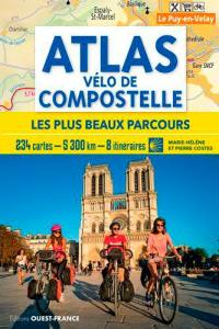 Atlas vélo de Compostelle