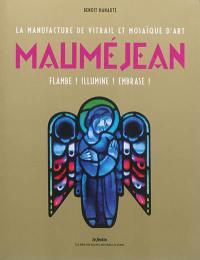 La manufacture de vitrail et mosaïque d'art Mauméjean