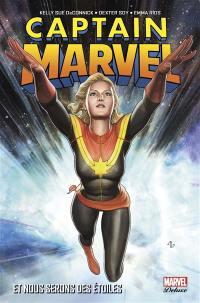 Captain Marvel. Volume 1, Et nous serons des étoiles