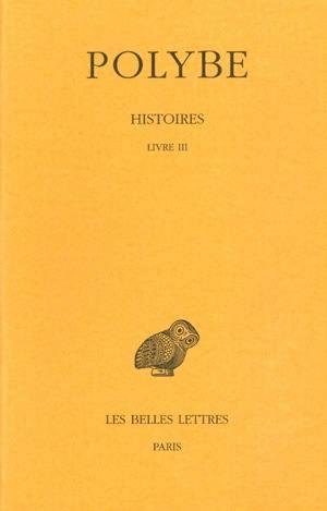 Histoires. Volume 3, Livre III