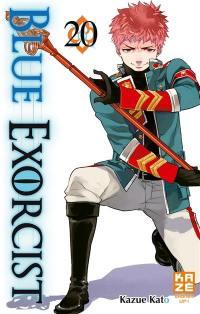 Blue exorcist. Volume 20,