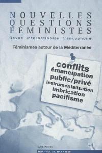 Nouvelles questions féministes. n° 3 (2008), Féminismes autour de la Méditerranée