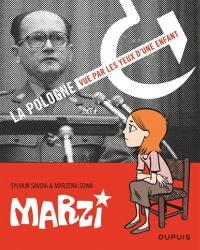 Marzi : 1984-1987 : la Pologne vue par les yeux d'une enfant