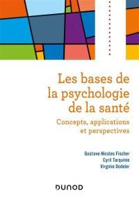 Les bases de la psychologie de la santé