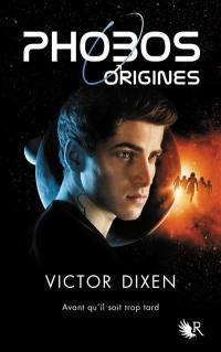 Phobos, Origines