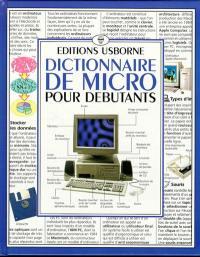 Dictionnaire de micro-informatique pour débutants