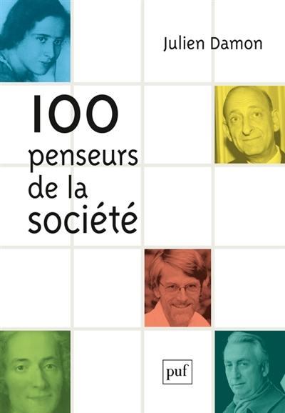 100 penseurs de la société