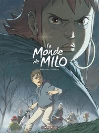 Le monde de Milo, Volume 4, La reine noire. Volume 2
