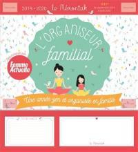 L'organiseur familial 2019-2020
