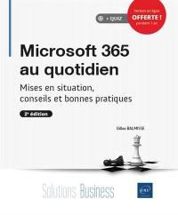 Microsoft 365 au quotidien