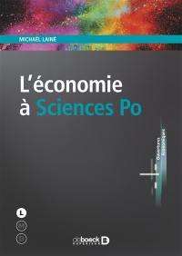 L'économie à Sciences Po