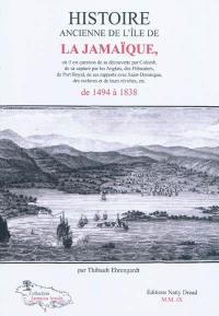 Histoire ancienne de l'île de la Jamaïque