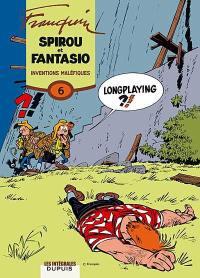 Spirou et Fantasio. Volume 6, Inventions maléfiques