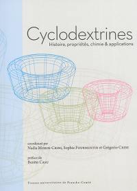 Cyclodextrines