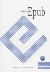 Créer un ePub