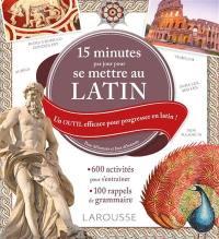 15 minutes par jour pour se mettre au latin