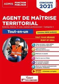 Agent de maîtrise territorial