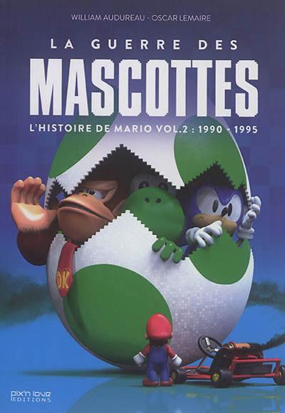 L'histoire de Mario. Volume 2, 1990-1995