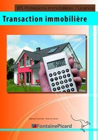 Transaction immobilière BTS professions immobilières, licences