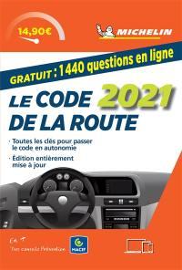 Le code de la route 2021