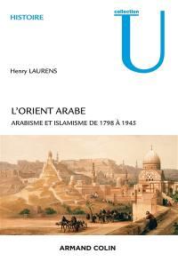 L'Orient arabe