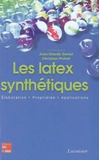 Les latex synthétiques