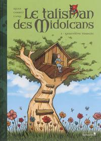 Le talisman des Midolcans. Volume 1, Geneviève Tomate