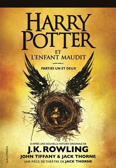 Harry Potter. Volume 8, Harry Potter et l'enfant maudit