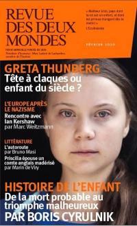 Revue des deux mondes. n° 2 (2020), Histoire de l'enfant