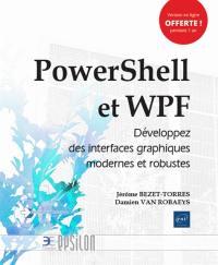 PowerShell et WPF