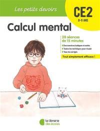 Calcul mental CE2, 8-9 ans