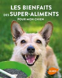 Les bienfaits des super-aliments pour mon chien