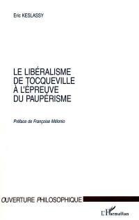 Le libéralisme de Tocqueville à l'épreuve du paupérisme