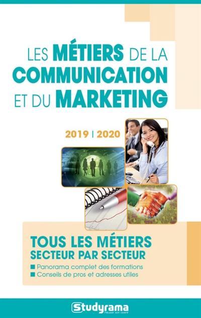 Les métiers de la communication et du marketing