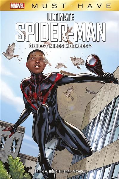 Spider-Man ultimate, Qui est Miles Morales ?