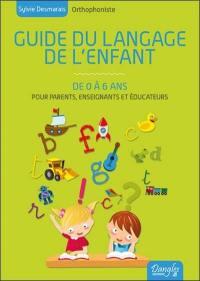 Guide du langage de l'enfant