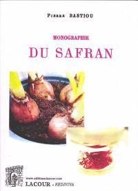 Monographie du safran