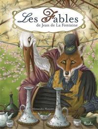 Les fables de Jean La Fontaine