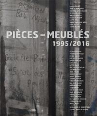 Pièces-meublés 1995-2016