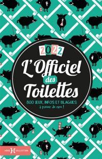 L'officiel des toilettes 2022