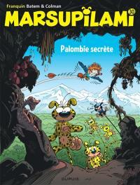 Marsupilami. Volume 30, Palombie secrète