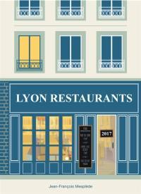 Lyon restaurants 2017