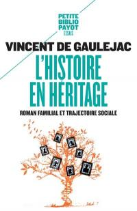 L'histoire en héritage
