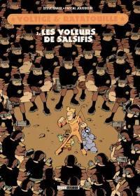 Voltige et Ratatouille. Volume 2, Les voleurs de salsifis