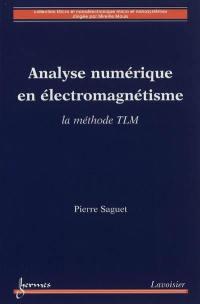 Analyse numérique en électromagnétisme