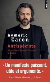 Antispéciste